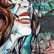 SMILE no. 3 · 51X40 cm · _watercolour on paper